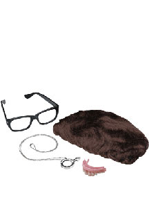 AUSTIN POWERS DELUXE ACCESSORIES