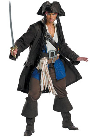 CAPTAIN JACK SPARROW PRESTIGE