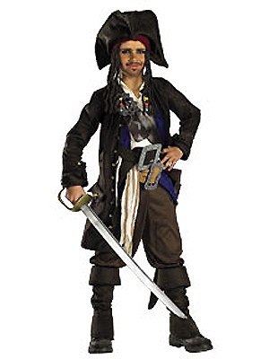 CAPTAIN JACK SPARROW PREMIUM