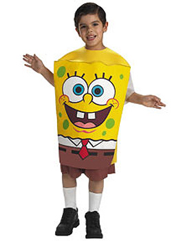 SPONGEBOB SQUAREPANTS QUALITY COSTUME