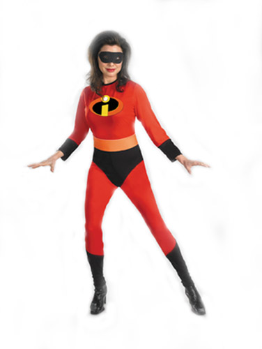 ADULT MRS. INCREDIBLE ELASTIGIRL FOR WOMEN