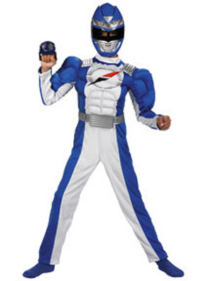 DELUXE BLUE RANGER OPERATION OVERDRIVE