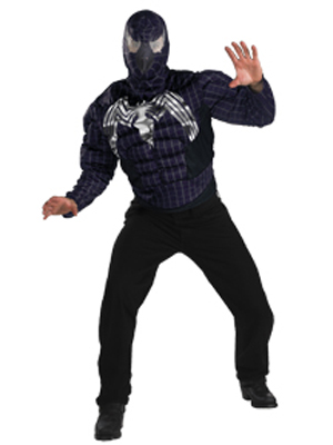 VENOM VALUE MUSCLE COSTUME