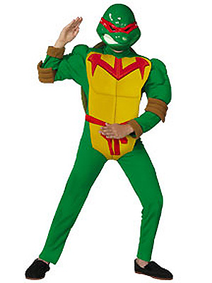 RAPHAEL MUSCLE COSTUME