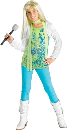 HANNAH MONTANA DELUXE COSTUME