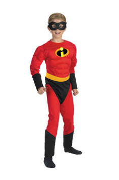 INCREDIBLE COSTUME FOR BOYS