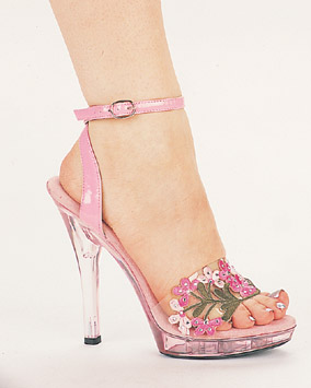 EMBROIDERED FAIRY SANDAL