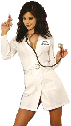 PLASTIC SURGEON COSTUME