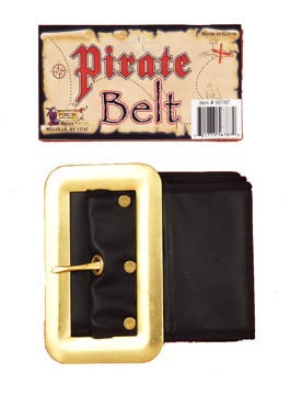 DELUXE PIRATE BELT