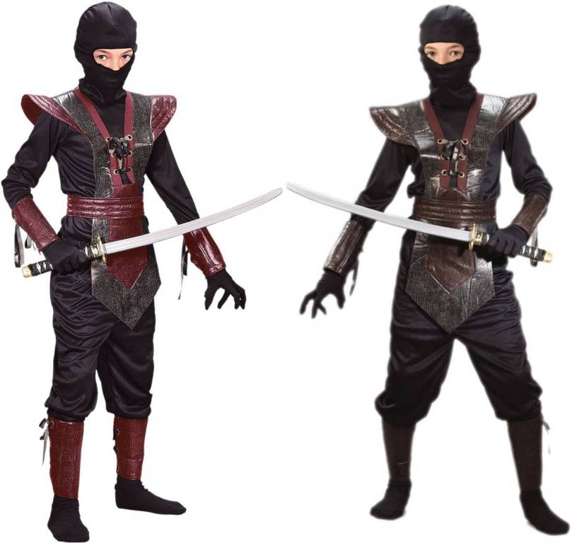 LEATHER NINJA FIGHTER