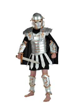CHILD SIZE ROMAN GLADIATOR