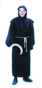 HORROR / MONK ROBE