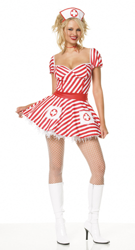 CANDY STRIPER NURSE