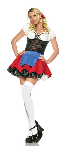 ALPENHOF GIRL COSTUME