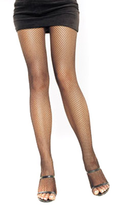 LYCRA LOW RISE FISHNET PANTYHOSE