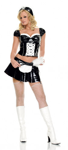 VINYL FIFI FRENCH MAID