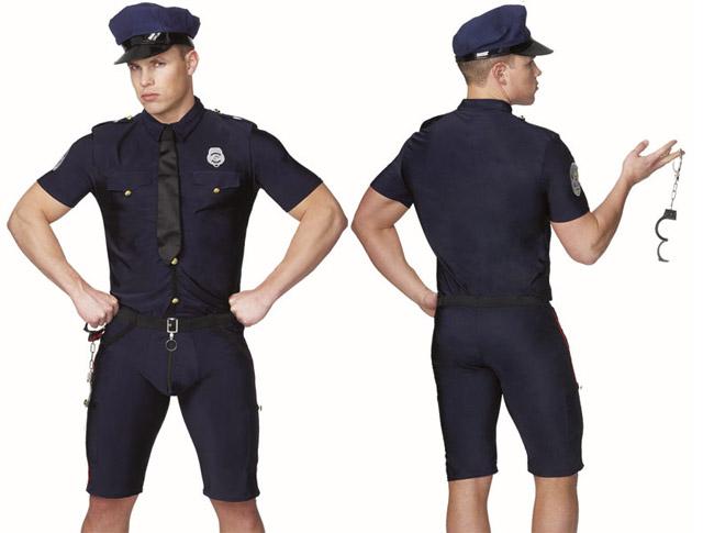 Sexy cop men