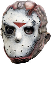 DELUXE ADULT JASON MASK