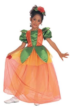PUMPKIN PRINCESS (STORE ONLY)  sc 1 st  Crazy For Costumes & All u003e Girls u003e Halloween u003e Pumpkins - Crazy For Costumes/La Casa De ...