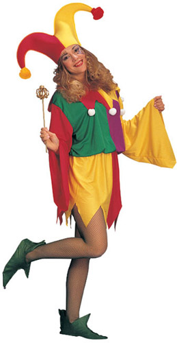 FEMALE JESTER