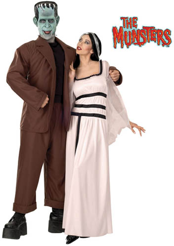 HERMAN MUNSTER COSTUME FOR MEN