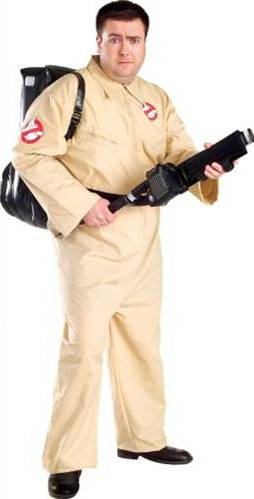 GHOSTBUSTER PLUS SIZE