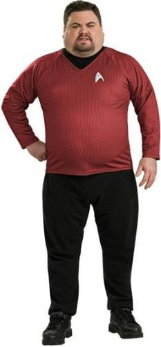 STAR TREK PLUS SIZE SCOTTY COSTUME  sc 1 st  Crazy For Costumes/La Casa De Los Trucos (305) 858-5029 - Miami ... & Crazy For Costumes/La Casa De Los Trucos (305) 858-5029 - Miami ...