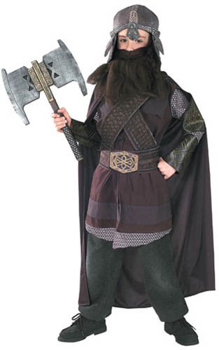 1002N LORD OF THE RINGS LICENSED GIMLI