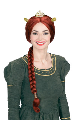 ***OUT OF STOCK***PRINCESS FIONA WIG