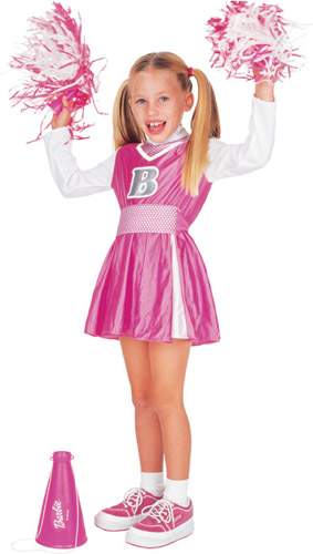 BARBIE CHEERLEADER
