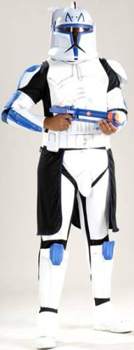 DELUXE CLONE TROOPER CAPTAIN REX