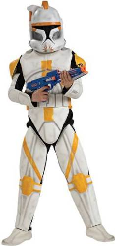 DELUXE CLONE TROOPER COMMANDER CODY