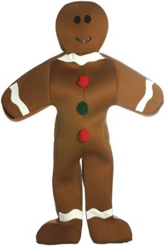 MR. GINGERBREAD