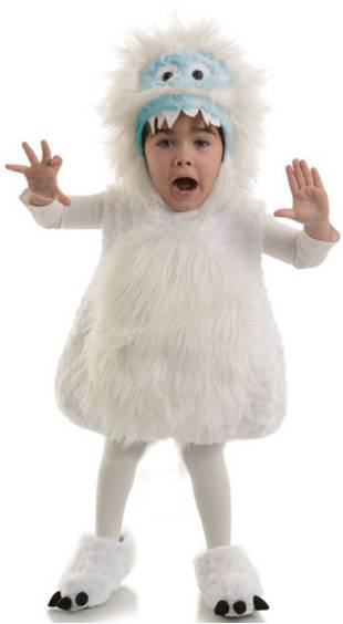 ABOMINABLE SNOW MONSTER FOR KIDS