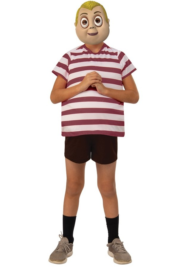 ADDAMS FAMILY PUGSLEY ADDAMS COSTUME FOR BOYS