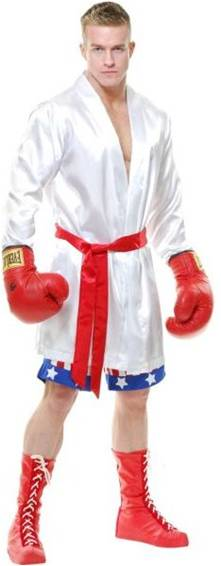 THE BOXER COSTUME FOR MEN