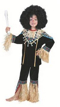 AFRICAN COSTUME FOR KIDS
