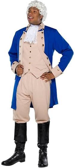 ALEXANDER HAMILTON FOUNDING FATHER COSTUME FOR MEN  sc 1 st  Crazy For Costumes & All u003e Men u003e Historic u0026 Period Costumes - Crazy For Costumes/La Casa ...