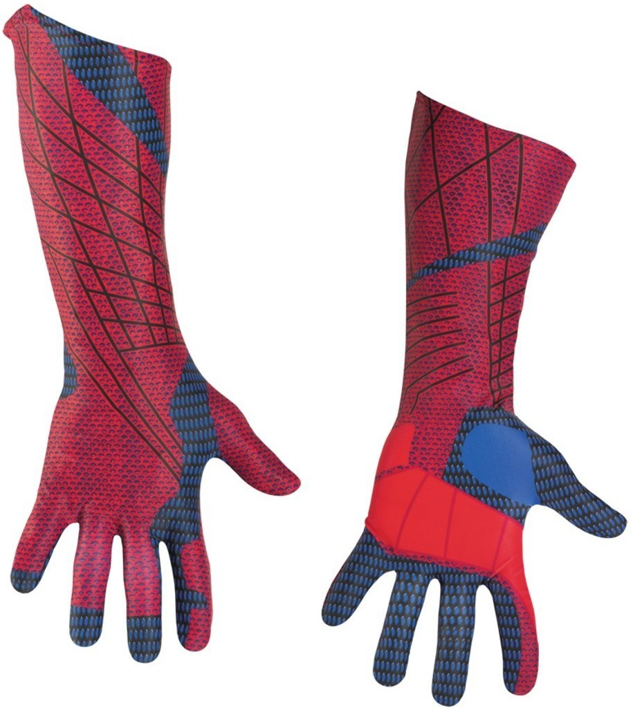 AMAZING SPIDER-MAN ADULT GLOVES