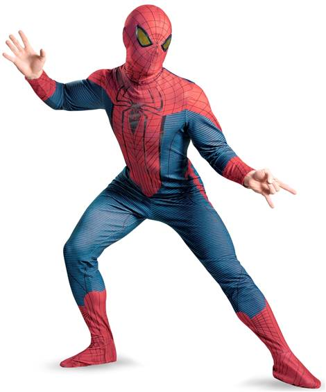 DELUXE AMAZING SPIDER-MAN