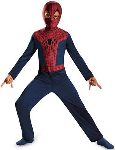 AMAZING SPIDER-MAN 2 PROMO COSTUME
