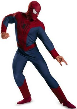 AMAZING SPIDER-MAN 2 CLASSIC COSTUME