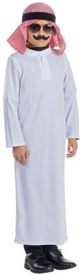 DELUXE ARAB SHEIK COSTUME FOR BOYS