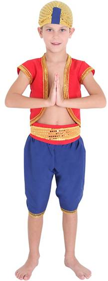 ARABIAN PRINCE ALADDIN COSTUME FOR BOYS