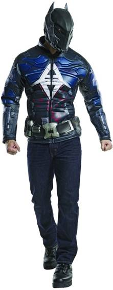 ARKHAM ASYLUM ARKHAM KNIGHT COSTUME FOR MEN