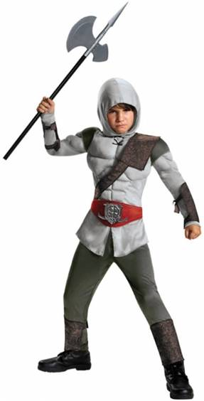 ASSASSINS NOMAD HUNTER CREED COSTUME FOR BOYS