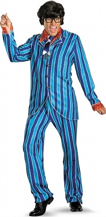 AUSTIN DANGER POWERS CARNABY SUIT