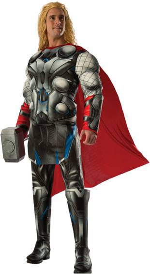 AVENGERS: AGE OF ULTRON THOR COSTUME FOR MEN