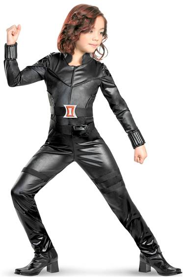 AVENGERS BLACK WIDOW