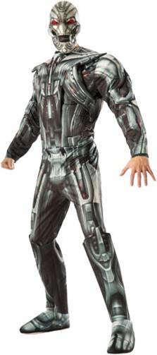 AVENGERS: AGE OF ULTRON DELUXE ULTRON COSTUME